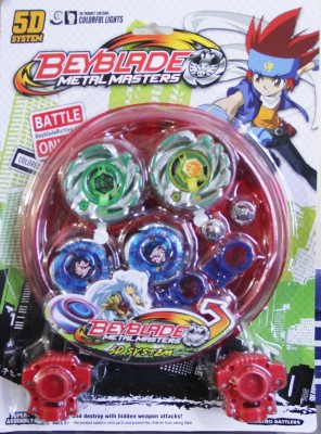 Per Te Solo Beyblade 5d System