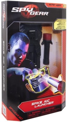 Spin Master Spy Gear - Spike Mic Launcher