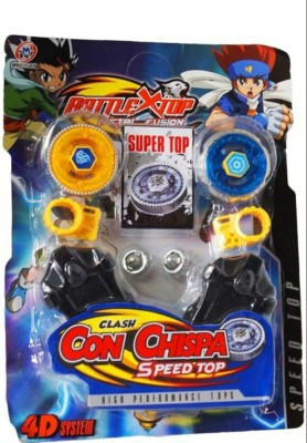 Rahul Toys Battle Spin Top Beyblade For Kids