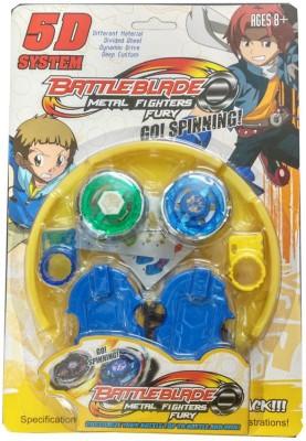 New Pinch 5D System Battle Blade Metal Fighter Fury Beyblade Stadium