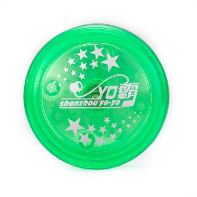 Taxton Qixia Plastic YoYo - Hegemony(Green)