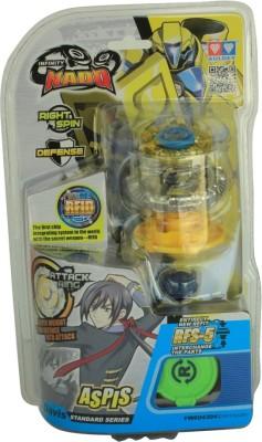 Infinity Nado Aspis - Defense top (With RFID)(Yellow)