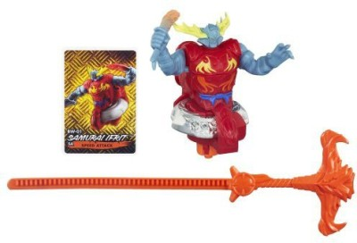 Beyblade Shogun Steel Beywarriors Bw01 Samurai Ifrit Battler