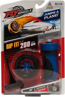 Fly Wheels Single - Backslash(Blue)