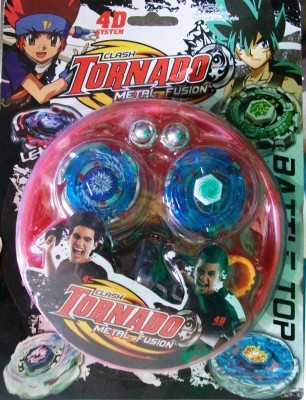 Toygully 4D Tornado(Multicolor)