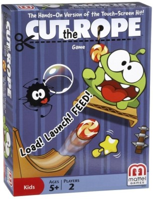 Fisher-Price Cut The Rope Game