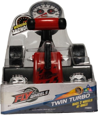 Fly Wheels Twin Turbo - Red(Red)