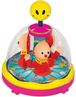 Toyzee Press N Spin Spinning Nody