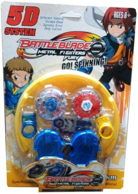 Shop & Shoppee 5D System Battle Blade Metal Fighter Fury Beyblade Stadium