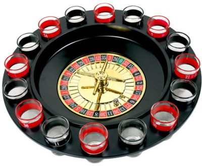 Exciting Lives Drinking Roulette