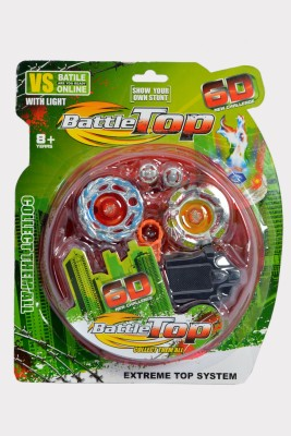 Tabu Extreme 6 D Battle Top Beyblade