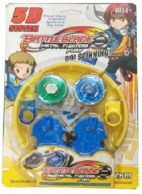 Homeshopeez Spinning Battle Blade Beyblade