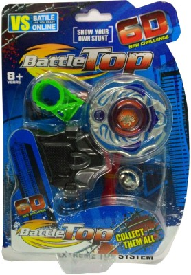 Krypton 6 D Battle Top Beyblade