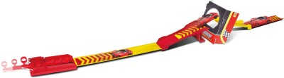 Bburago 1:43 Ferrari R&P Jump w/Launcher(Multicolor)
