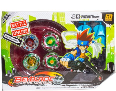 Krypton Battle Online With Colorful Lights Beyblade