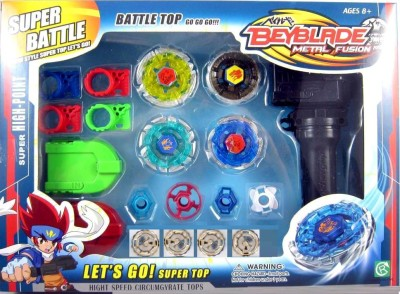 Krypton Super battle top Beyblade Metal fusion