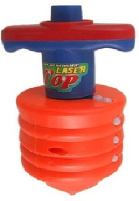 Shopat7 Laser Spinnng Top