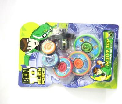 Alarafaat Ben 10 alien force Active top for kids