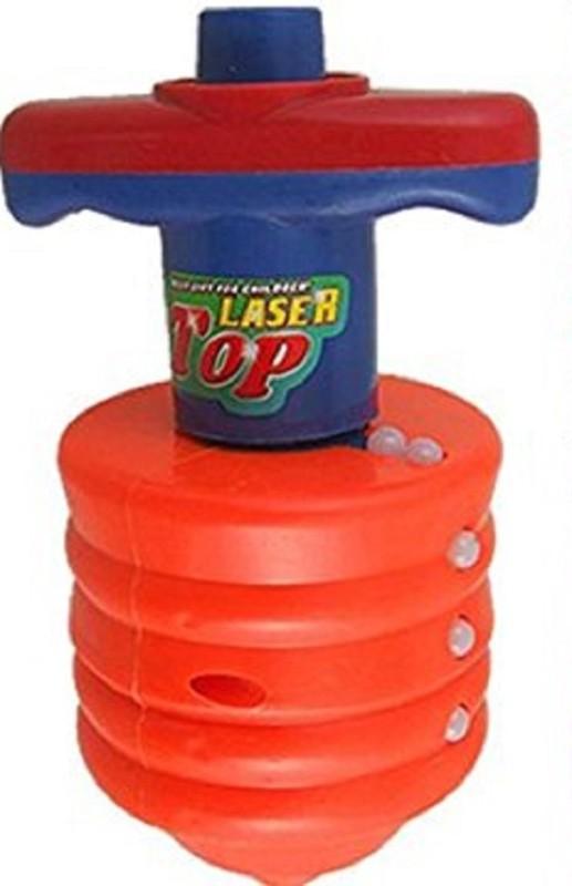 Sahibuy Laser Top(Red, Blue)