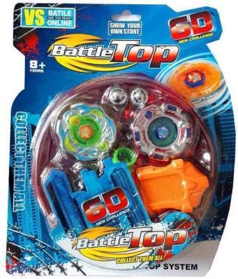 Tickles 6D Battle Top Bey Blade
