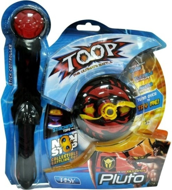 Tosy Toop Battery Operated Single Top with Controller Blister Packing(Multicolor)