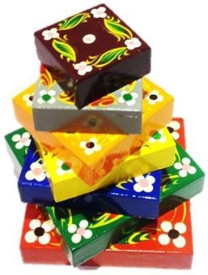 Desi Toys Lagori(Multicolor)