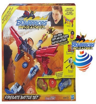 Beyblade Firegate Battle Set