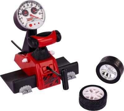 Fly Wheels Twin Turbo(Red)