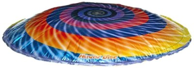 Adraxx UFO Flying Saucer Frisbee launch toy(Multicolor)