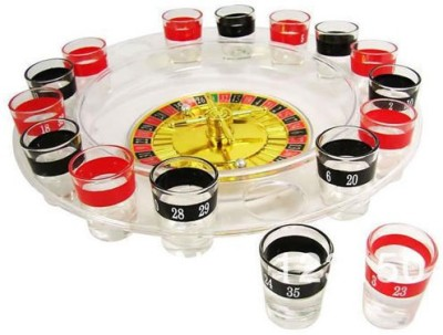 Exciting Lives Drinking Roulette Transparent