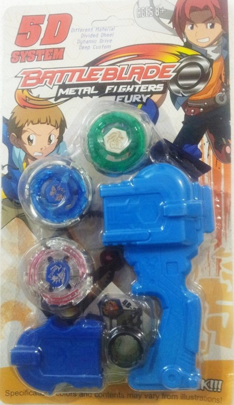 Little Angels Beyblade Metal Fighters(Multicolor)