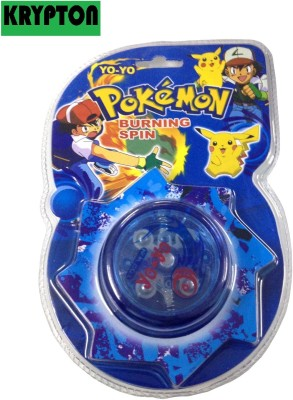 Krypton Yo-Yo Pokemon Burning Spin