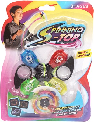 Homeshopeez New Style Spinning Toy(Multicolor)