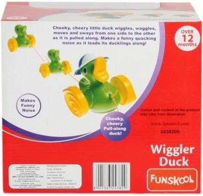 Funskool Wiggler Duck 2013