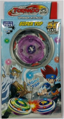 Beyblade 4D System Metal Masters Fury With Colorful Lights Battle Online