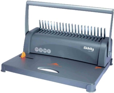 Oddy A4 Size Comb Machine - 12 inch 21 Holes Manual Comb Binder