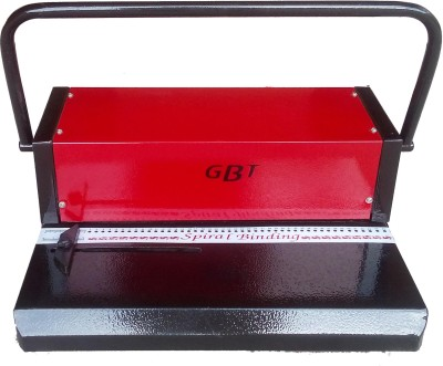 GBT SBA4R Manual Coil Binder