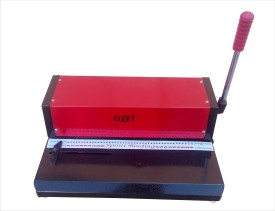 GBT SBA4L Manual Coil Binder