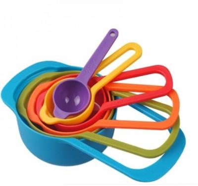 Shopo Disposable Plastic Measuring Spoon Set