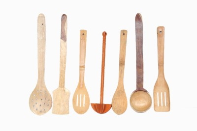 life line services lls001 Wooden Wooden Spoon Set