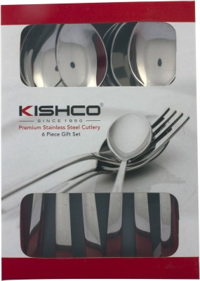 Kishco Stainless Steel Dessert Spoon Set