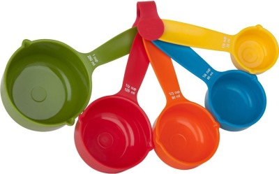 TAG3 Plastic Measuring Spoon Set(Pack of 5)
