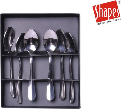 Shapes Stainless Steel Coffee Spoon Set