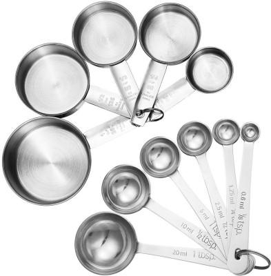 Accmor Disposable Steel Measuring Spoon Set