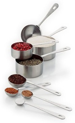 Amco Measuring Cup And Spoon Set at flipkart