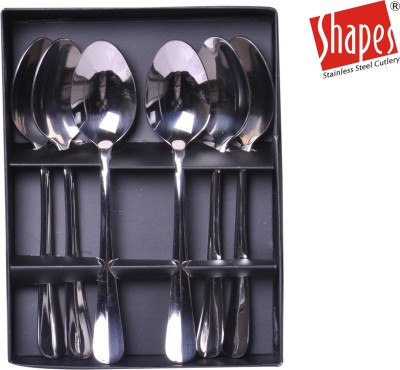 Shapes Stainless Steel Table Spoon Set