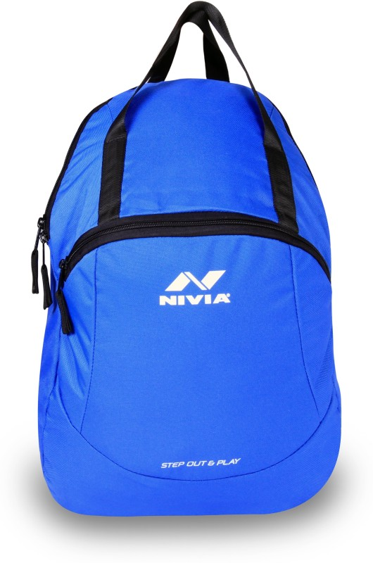 Nivia Pebble-5 Multi-Purpose(Blue, Backpack)