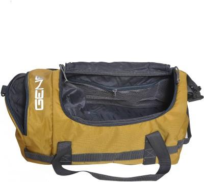 Gene MN-0293-YLW GYM BAG