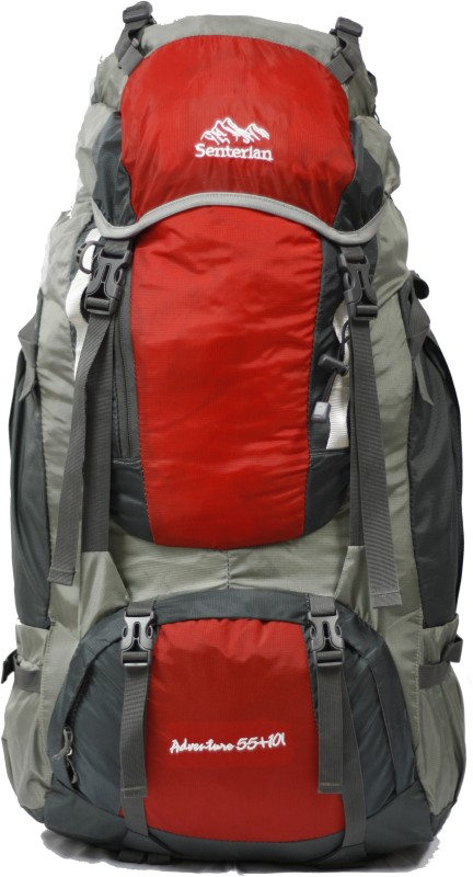 Senterlan 2007(Red, Grey, Rucksack)