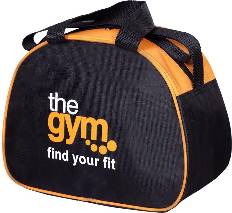 Dee Mannequin Funky Signature Style Gym Bag(Orange f3c08a88f3c08